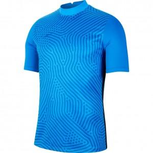Nike Nike GARDIEN GK Short Sleeve Jersey Photo Blue