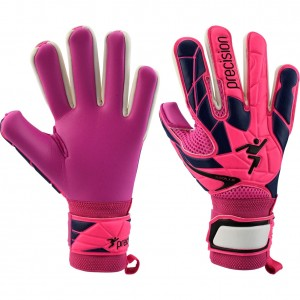Precision Womens Fusion_X.3D Negative NB Protect Pink Goalkeeper Gloves