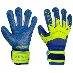 Reusch Attrakt Freegel G3 Fusion LTD Ortho-Tec Goalkeeper Gloves