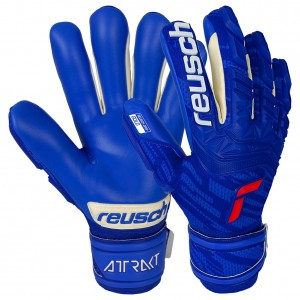 Reusch Attrakt Freegel Gold Goalkeeper Gloves