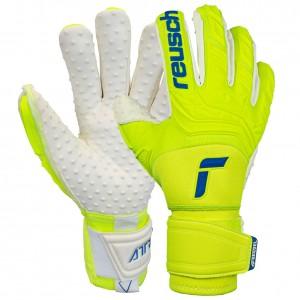 Reusch Attrakt SpeedBump ORTHO-TEC Goalkeeper Gloves