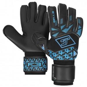 Sells F3 Aqua Dusk Junior Junior Goalkeepers Gloves