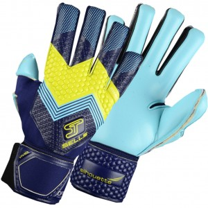 Sells Silhouette Negative Illuminate Guard Goalkeeper Gloves