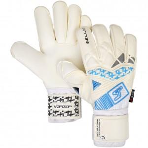 Sells Wrap Aqua Ultimate Goalkeepers Gloves