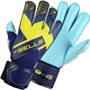 Sells Wrap Illuminate Goalkeepers Gloves
