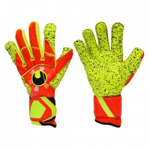 Uhlsport Dynamic Impulse Supergrip Goalkeeper Gloves