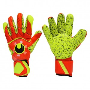 Uhlsport Dynamic Supergrip Finger Surround Goalkeeper Gloves