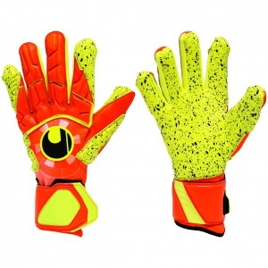 Uhlsport Dynamic Impulse Supergrip HN Junior Goalkeeper Gloves