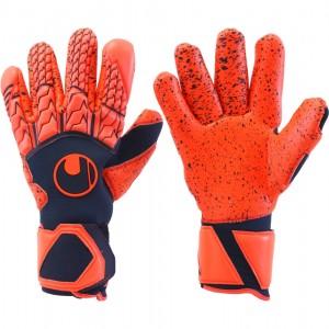 Uhlsport Next Level Supergrip Finger Surround Goalkeeper Gloves