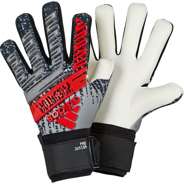 sale retailer 0b76f 788c8 Adidas Predator Pro Junior Goalkeeper Gloves