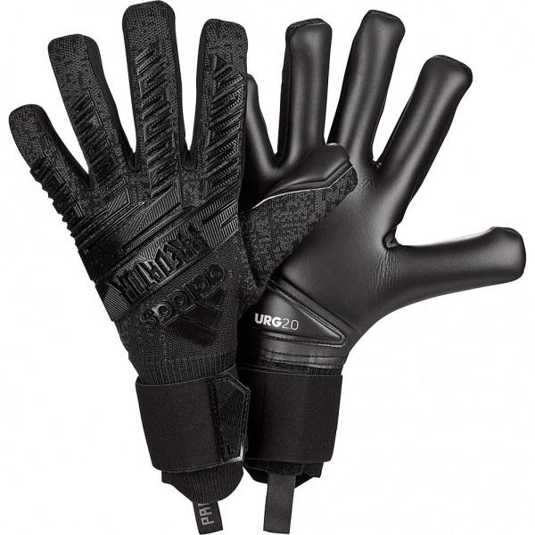 5cd3fb10 Adidas Predator Pro Utility Black Goalkeeper Gloves
