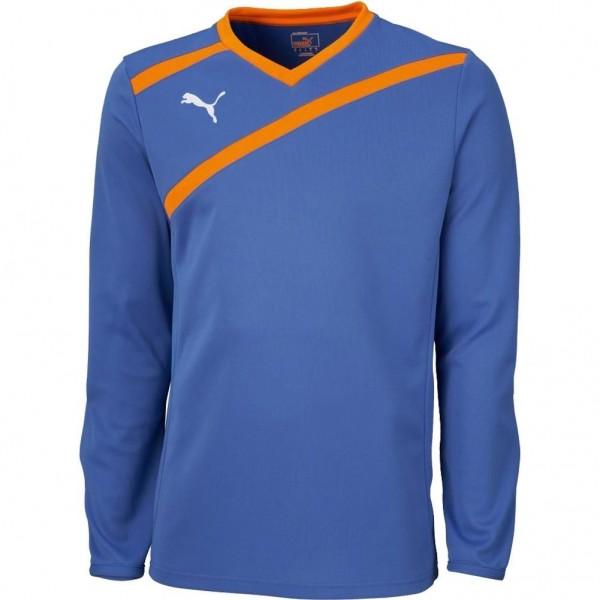 635a7e3b01b Puma Esito Goalkeeper Shirt Blue Orange
