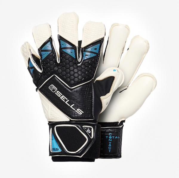 Sells Total Contact Aqua Devil Goalkeepers Gloves
