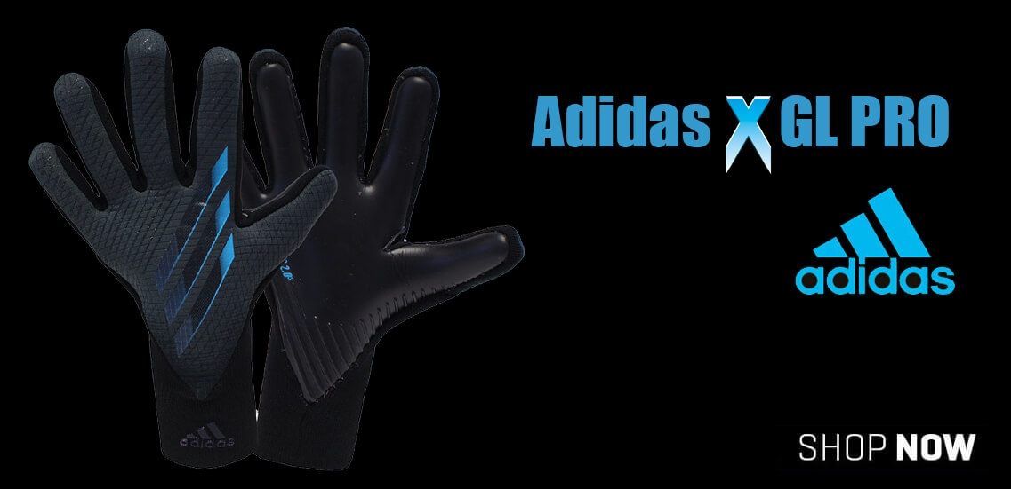 New Adidas x Goalkeeper Gloves