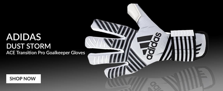 Adidas Dust Stom Goalkeeper Gloves