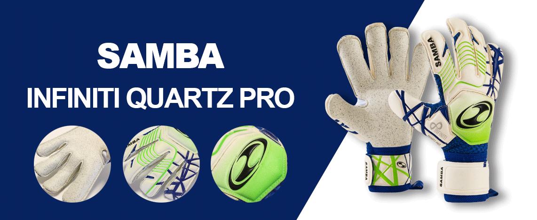 Samba Goalkeeping Gloves