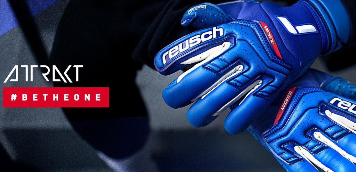 New Reusch Goalkeeper Gloves