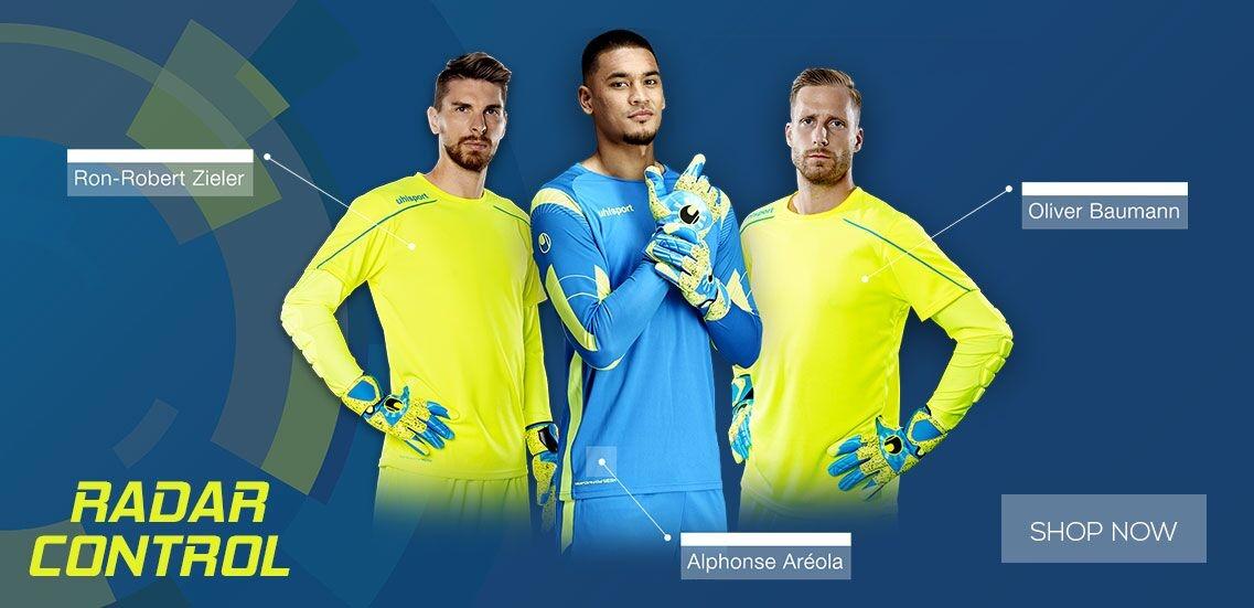 Uhlsport Next Level Goalkeeper Gloves