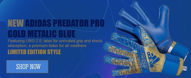 New adidas Predtor Glove