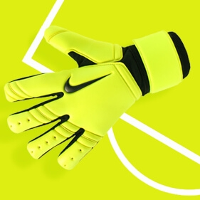 New Nike Goalkeeping Gloves