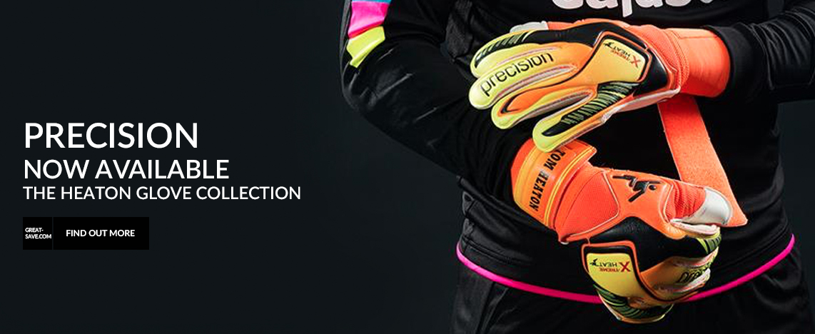 Precision Goalie Gloves